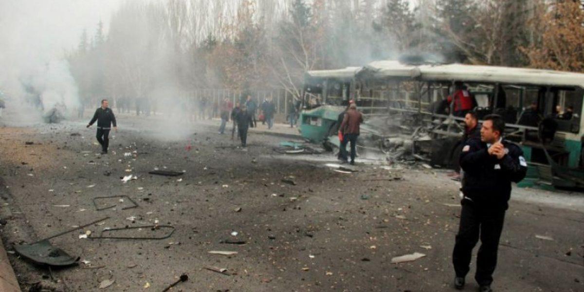 Trece soldados muertos deja nuevo atentado en el centro de Turquía