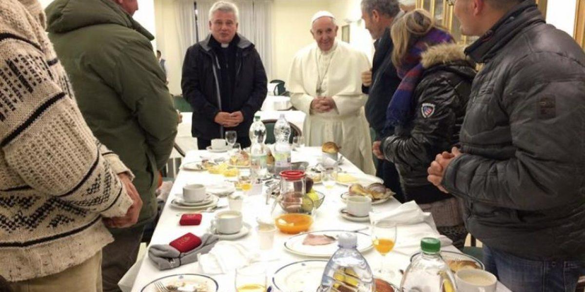 Papa Francisco cumple 80 años: