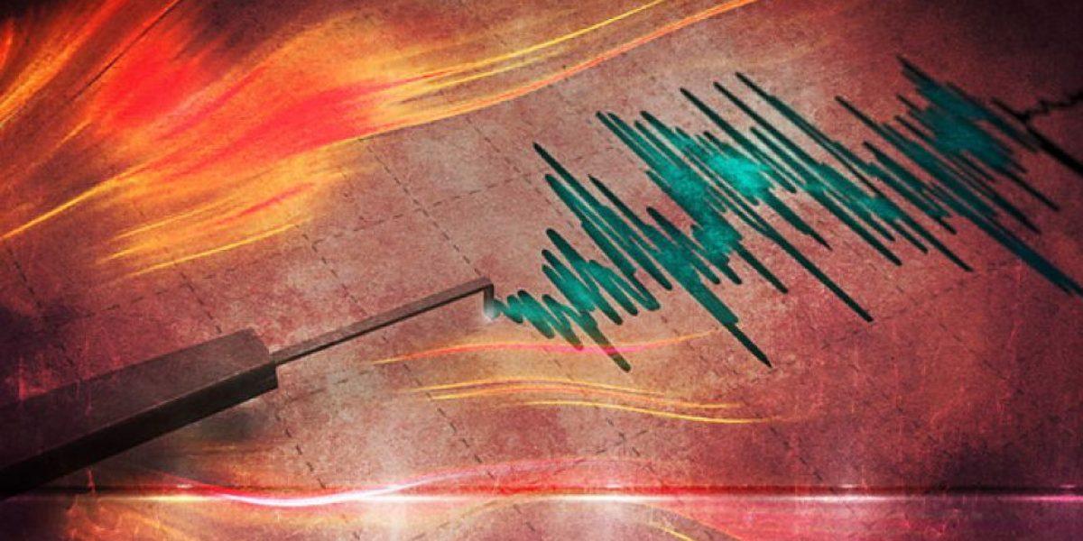 Se registra sismo de mediana intensidad en zona norte-centro del país