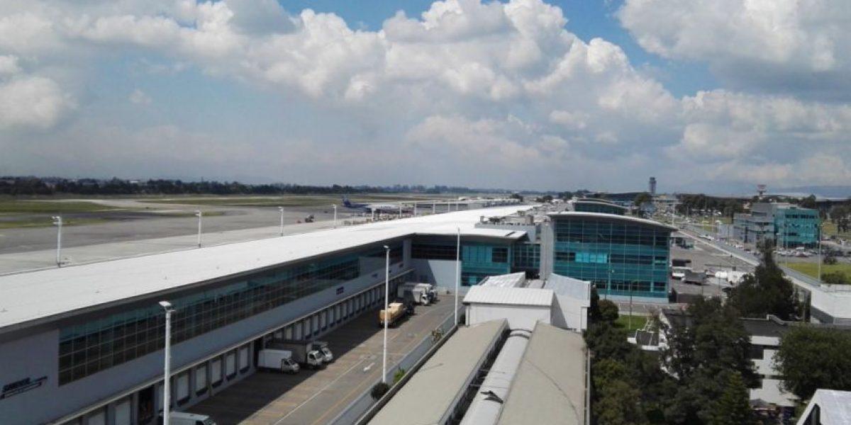 Aeropuerto de Bogotá estuvo 29 minutos sin comunicaciones