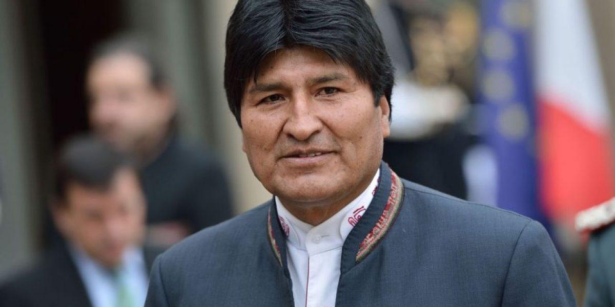 Morales quiere seguir al mando de Bolivia: