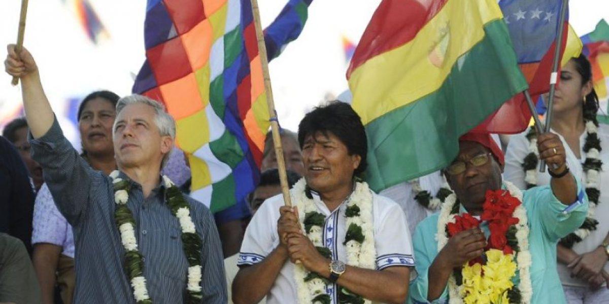 Morales celebra 11 años de su primer triunfo electoral: