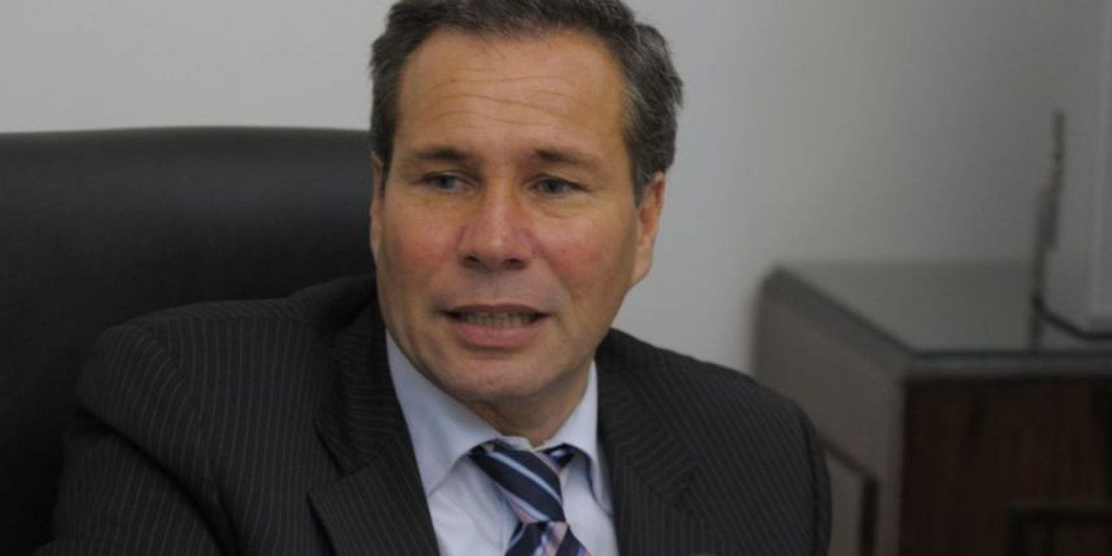 Alberto Nisman Foto:AFP. Imagen Por:
