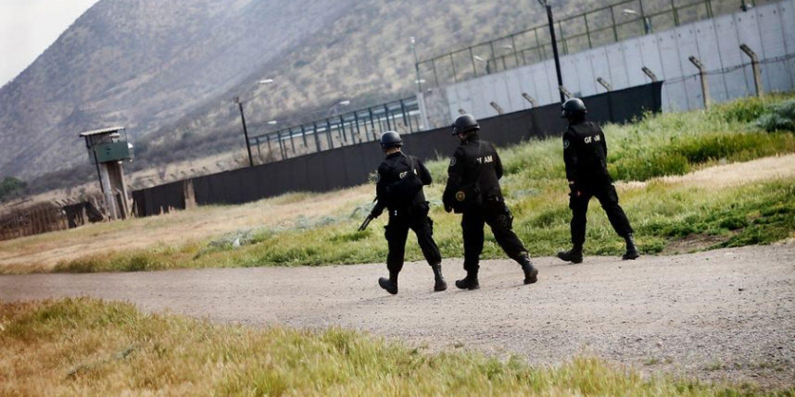 Punta Peuco Foto:Agencia UNO. Imagen Por:
