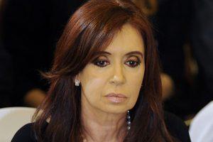 Cristina Fernández Foto:AFP. Imagen Por: