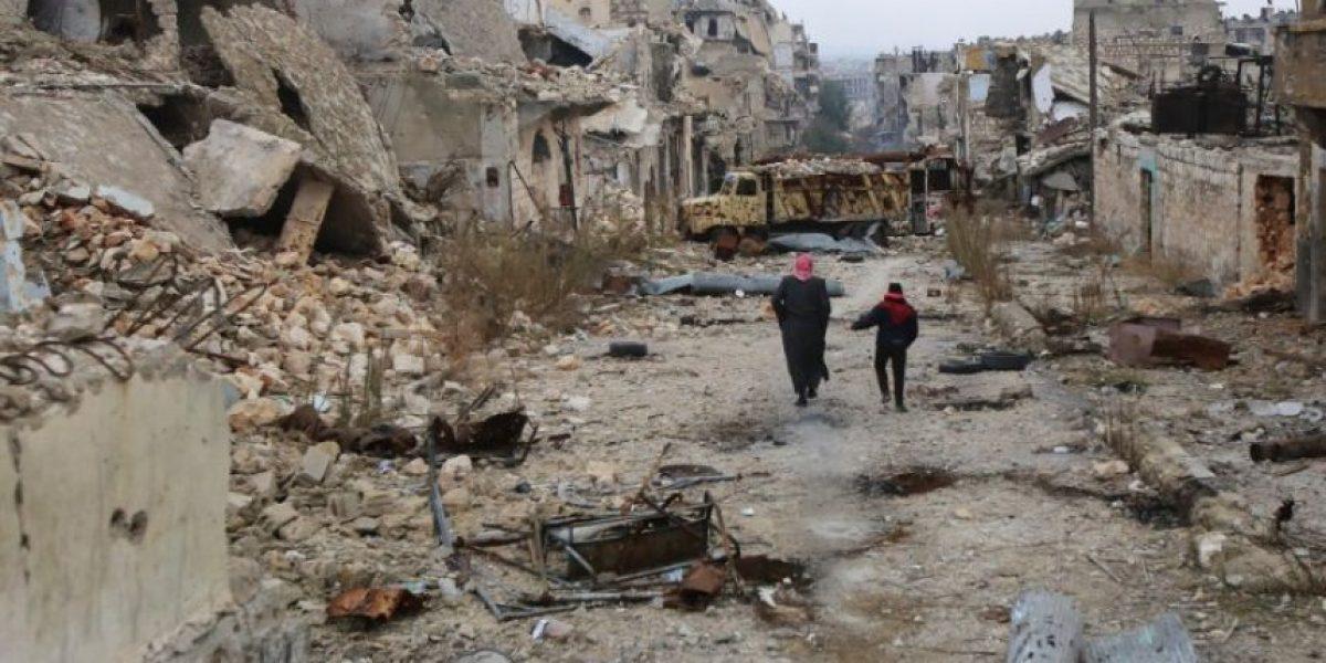 Reanudan evacuación en Alepo a la espera de votación en la ONU sobre envío de observadores