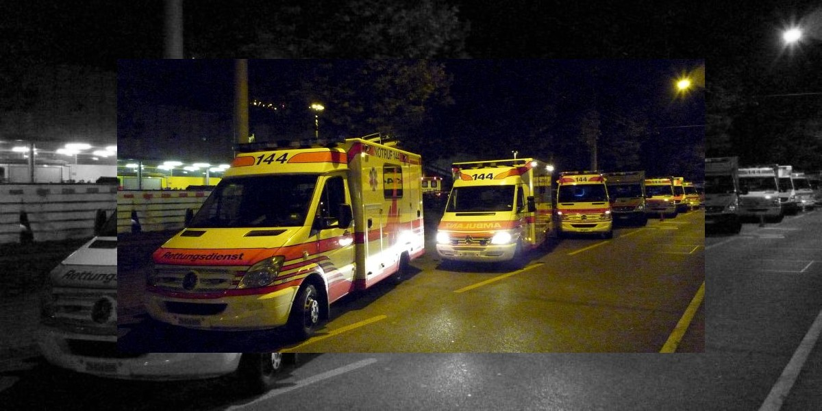 Tres heridos en tiroteo en centro de oración musulmán en Suiza