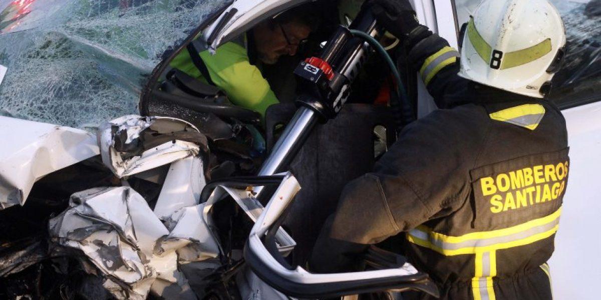 Fallecidos por accidentes del tránsito aumentaron este año en un 10%