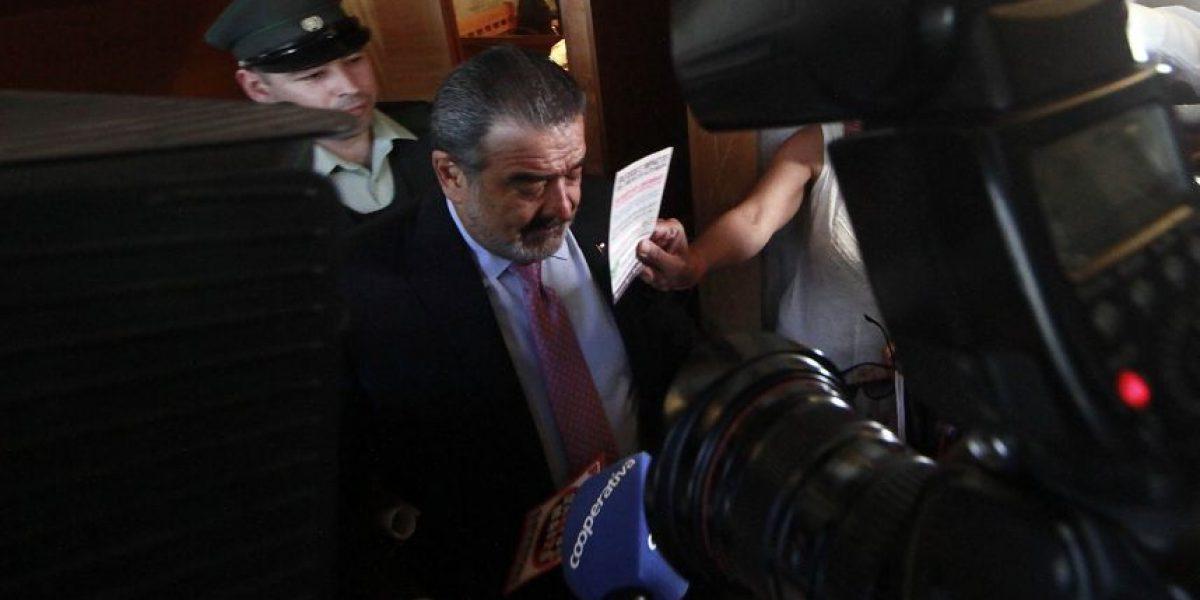 Las 10 frases de Luksic en juicio oral por injurias contra diputado