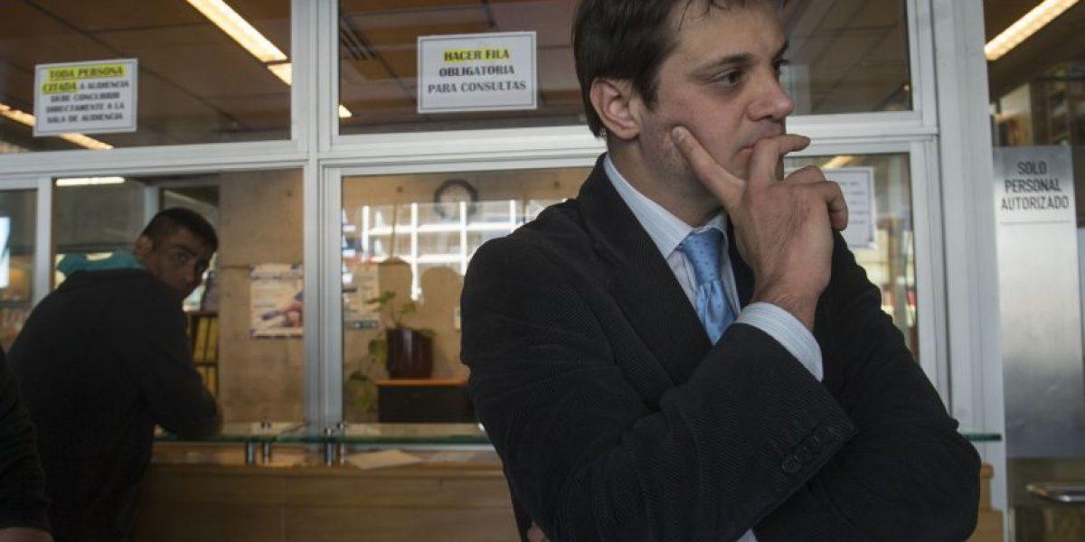 Diputado Gaspar Rivas enfrenta juicio oral por insulto contra Luksic: