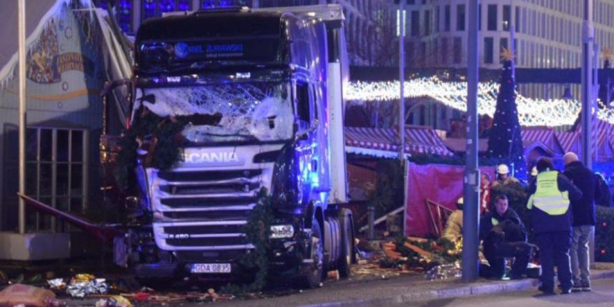 Suben a 12 las víctimas fatales del atentado en Berlín