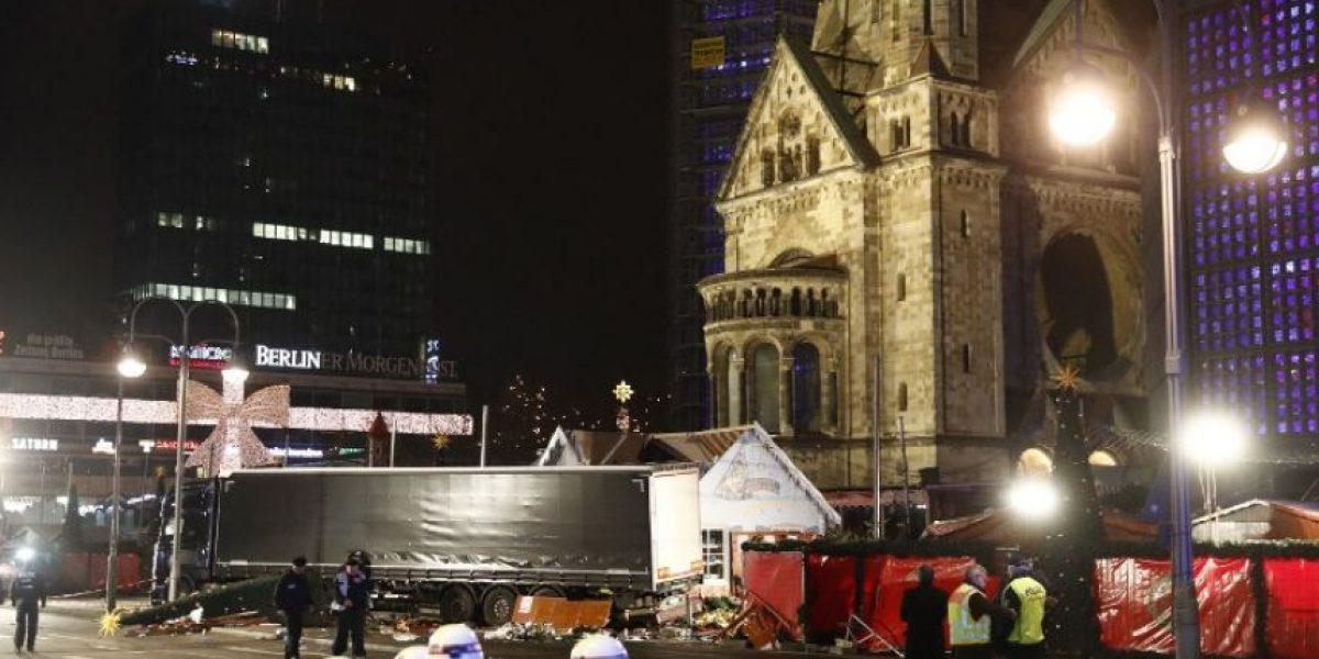 El Estado Islámico se adjudica atentado en Berlín