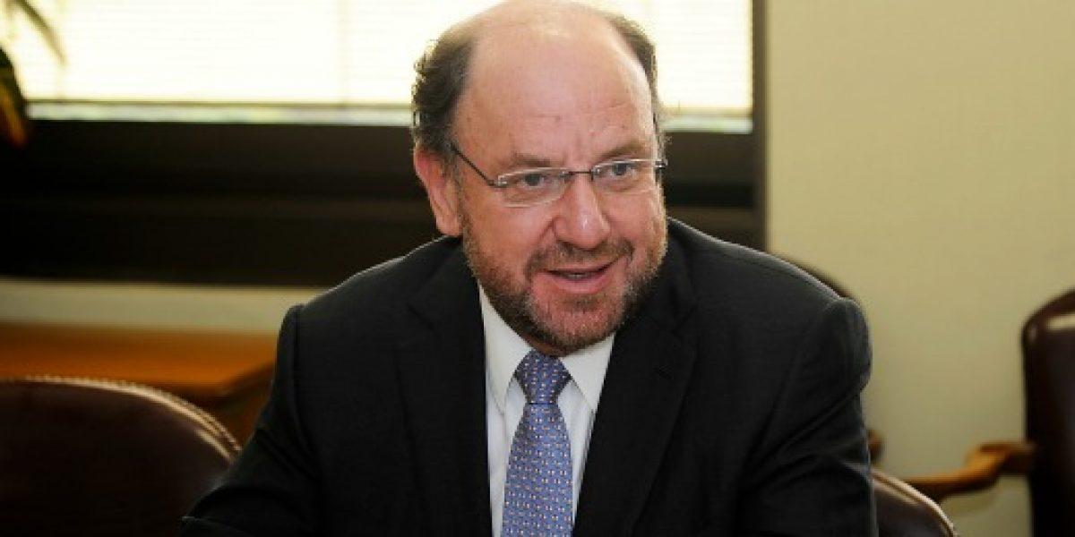 Presidente de la Sofofa declina carrera por la CPC y entrega apoyo a Moreno