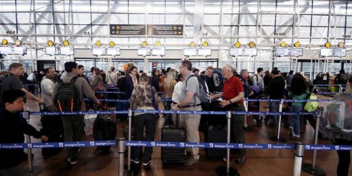Paro de transportes en Argentina afecta a vuelos desde y hacia Chile