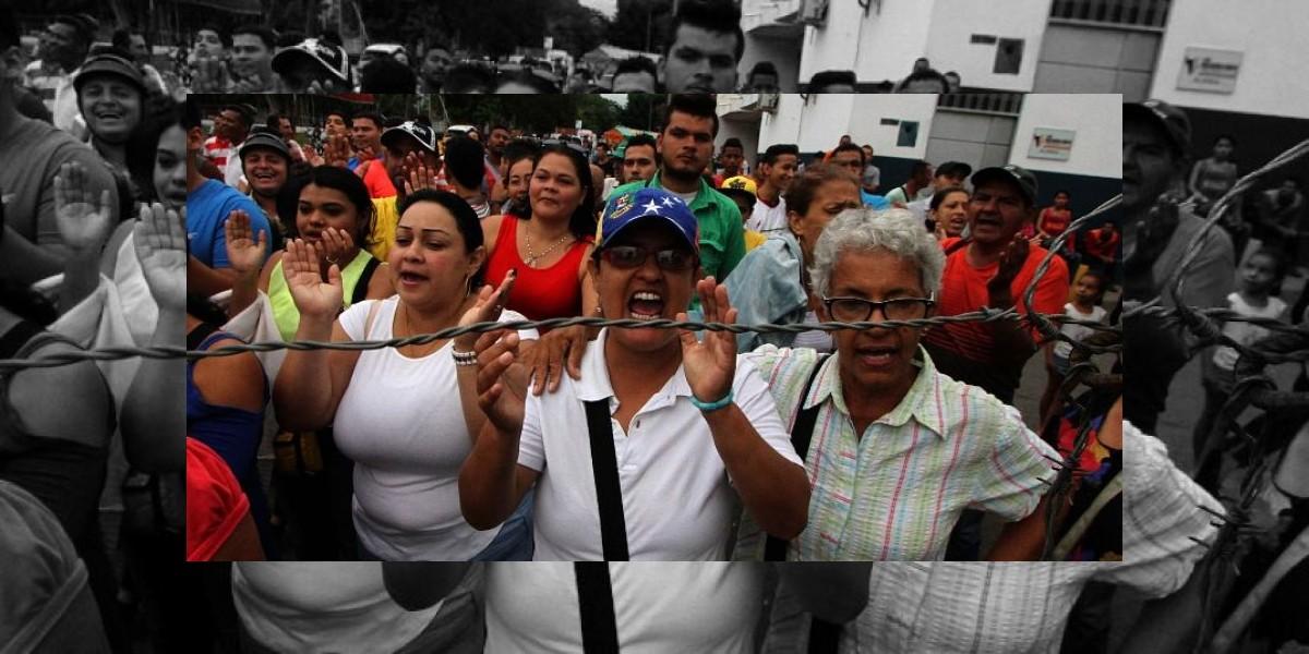 Venezuela reabre paso peatonal con Colombia tras diálogo Maduro-Santos