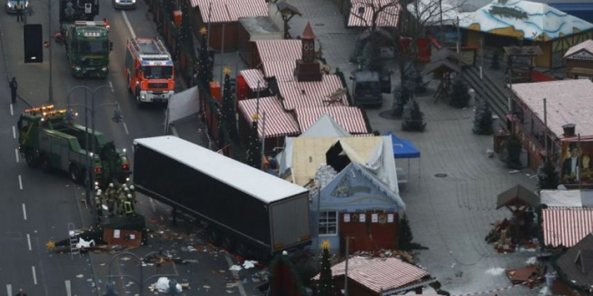 Merkel: Matanza de Berlín fue
