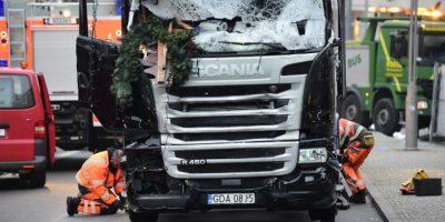 """La canciller alemana dijo además: """"Ha sido un atentado cometido por una persona que había pedido asilo en Alemania"""". Foto:Afp. Imagen Por:"""