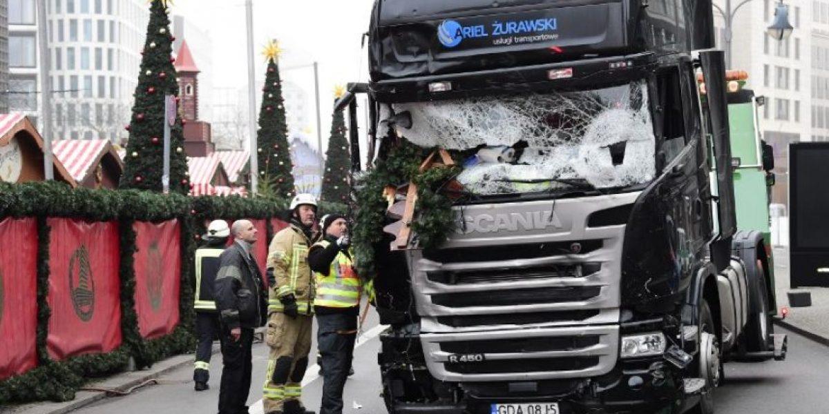 Estado Islámico reivindica atentado contra mercado navideño en Berlín