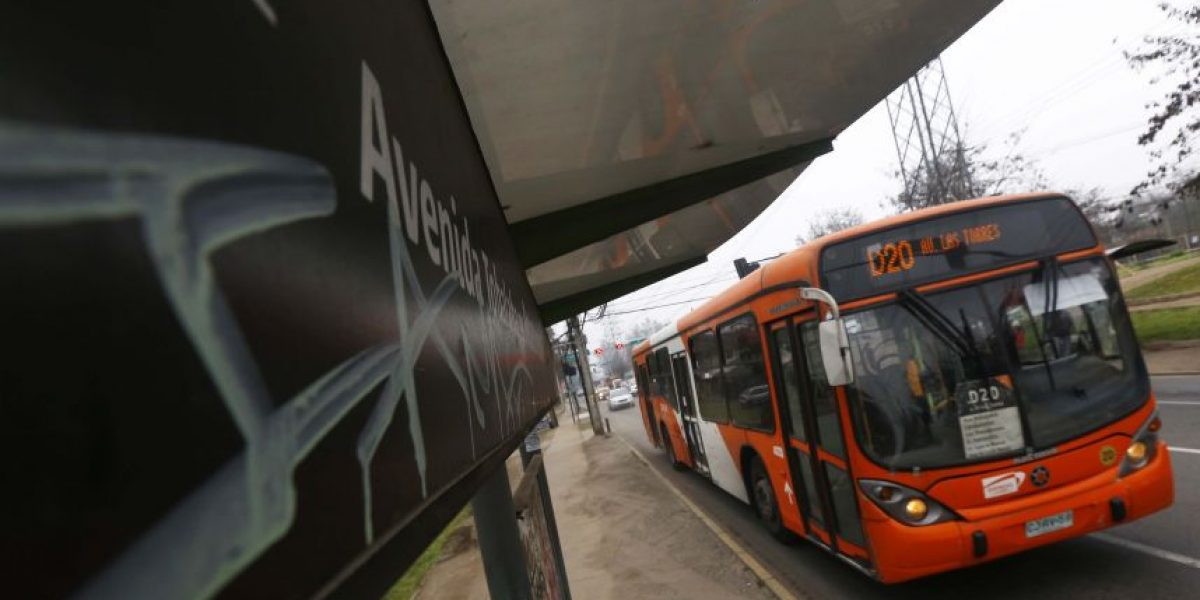 Rediseño del Transantiago considera nueva malla de recorridos