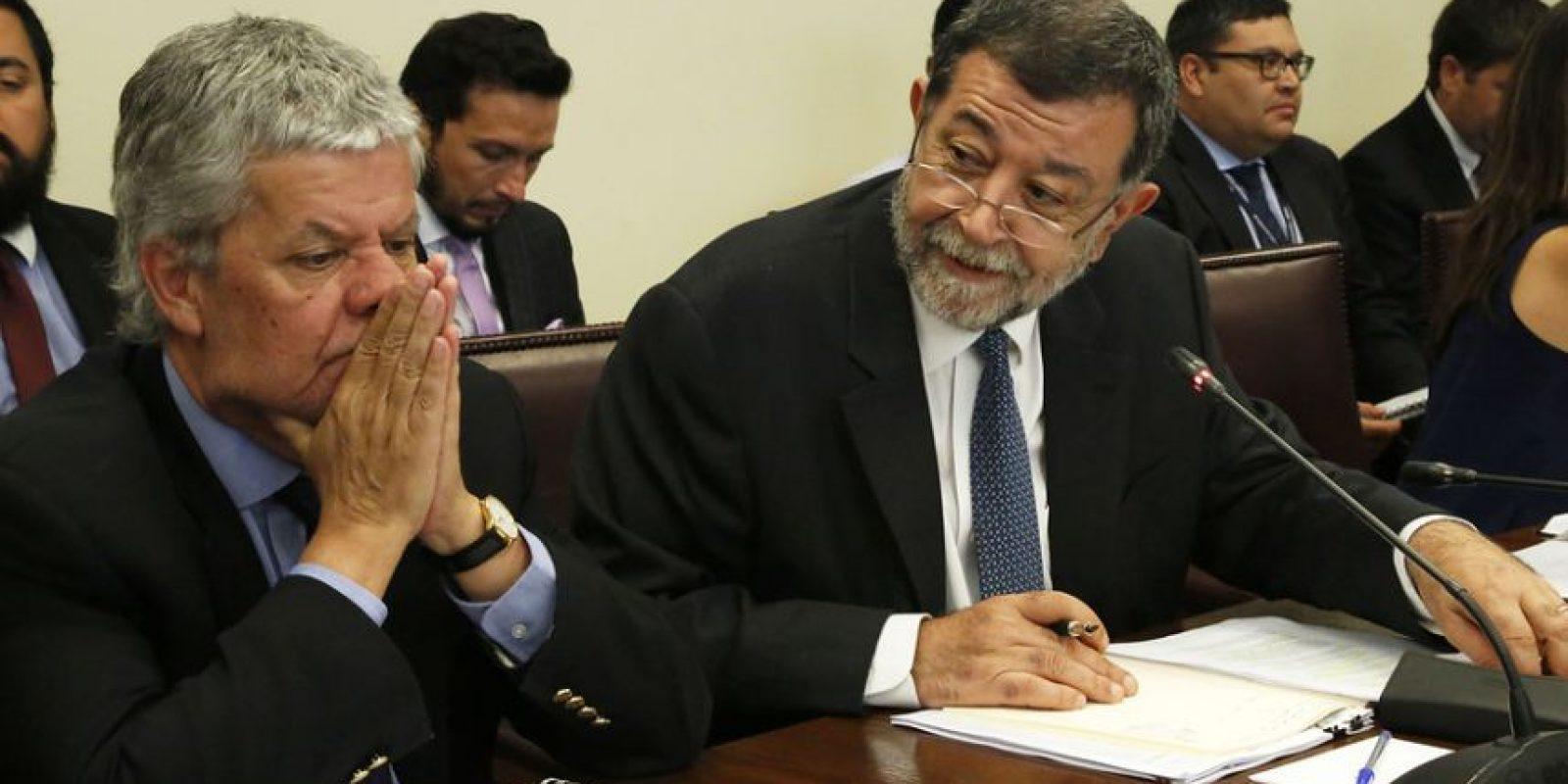 Los senadores integrantes de la Comisión de Gobiermo dieron el visto bueno a la iniciativa por unanimidad. Foto:Aton. Imagen Por: