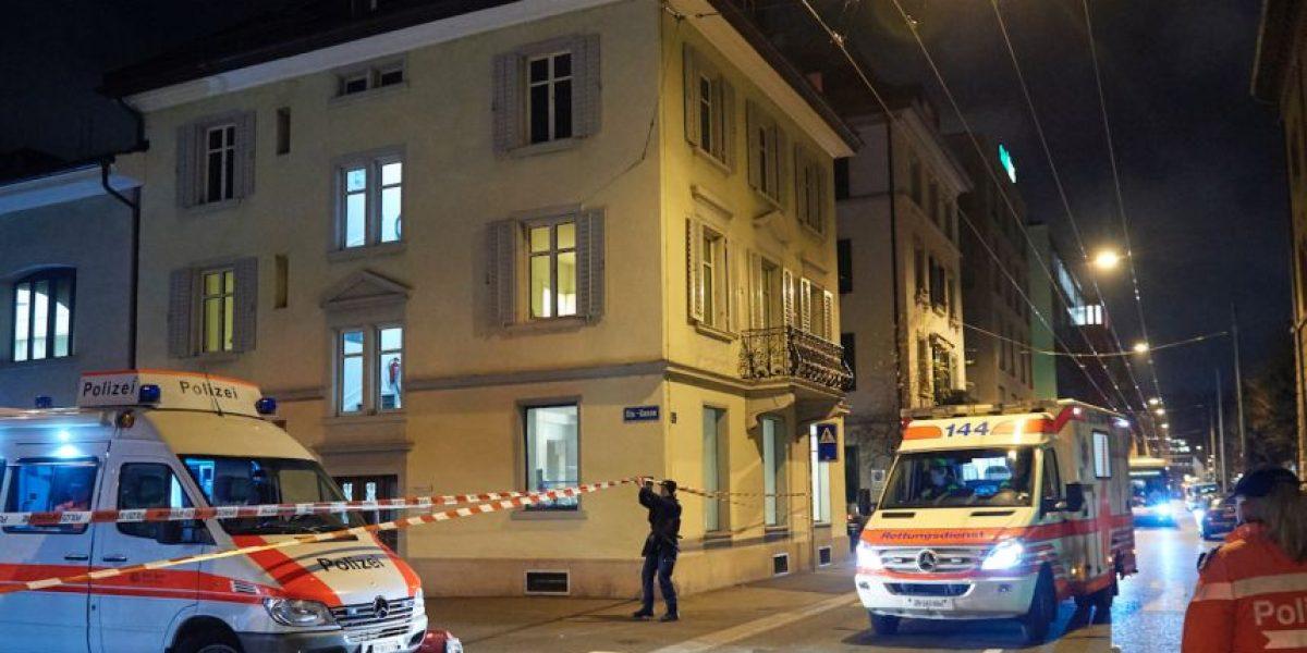 Policía encuentra muerto al autor del tiroteo en un centro islámico de Suiza