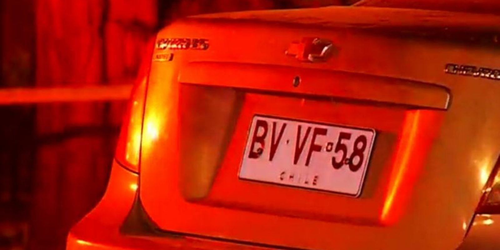 Los acompañantes del conductor, de 12 y 14 años resultaron con lesiones graves pero fuera de riesgo vital. Foto:Rodrigo Fuentes / Publimetro. Imagen Por: