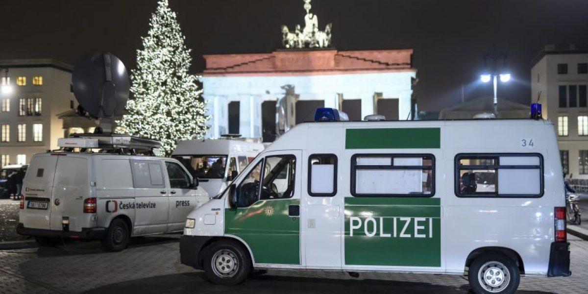 Policía alemana intensifica búsqueda de autor de matanza yihadista de Berlín