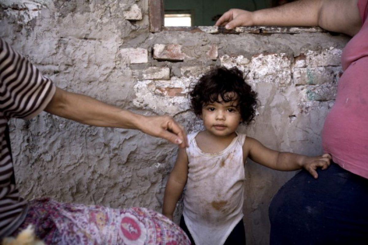 El 27,3% de los niños entre 0 y 5 años viven bajo la línea de la pobreza. Foto:Getty. Imagen Por: