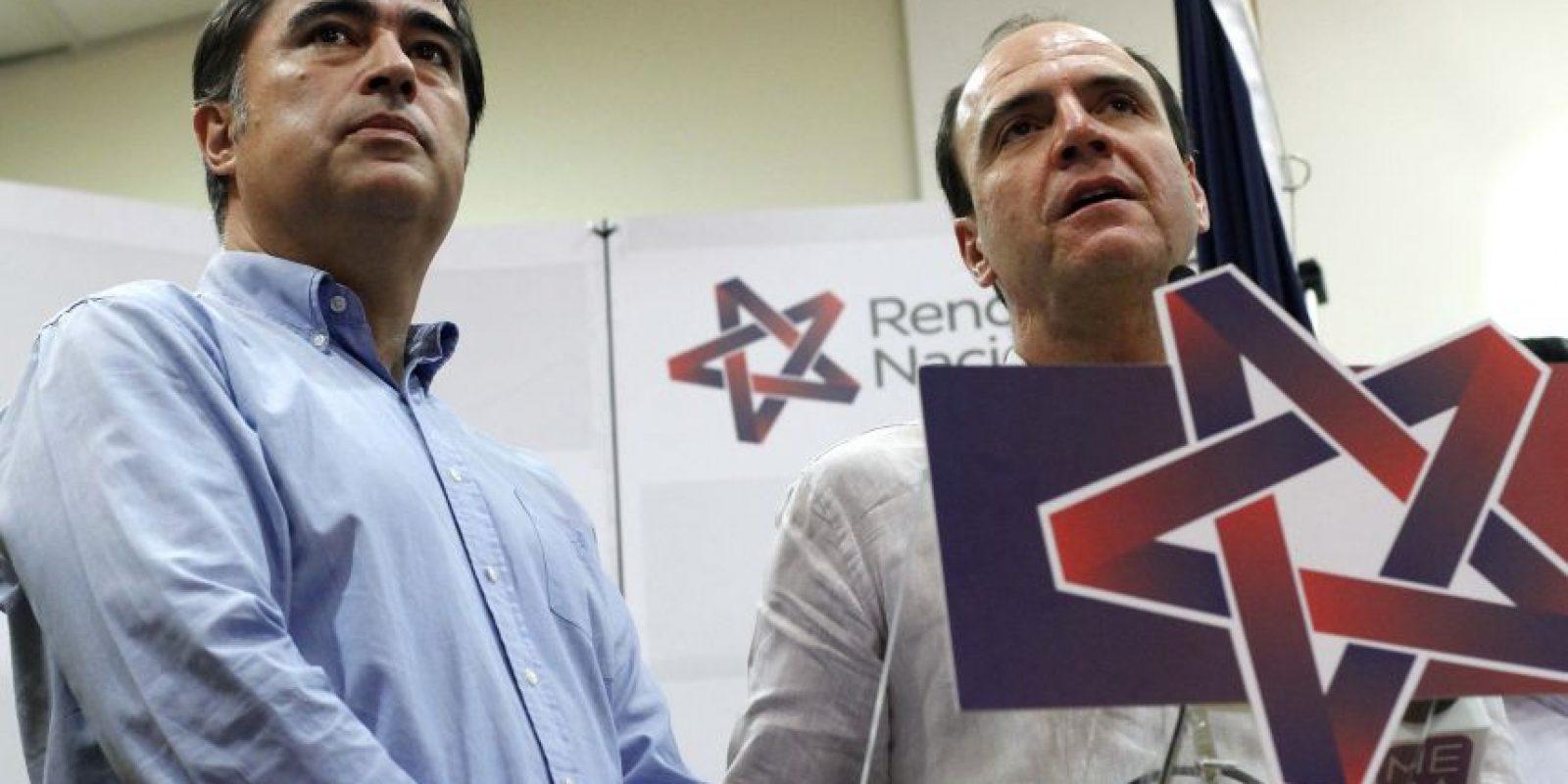"""Varios partidos comenzaron campañas de reinscripción en mayo de 2016. Desde RN iniciaron esta semana la campaña digital """"Chile RNace"""", como iniciativa para reforzar todo el trabajo ya realizado durante el año. Ya llevan poco más de 8.000 militantes reinscritos. Foto:Agencia Uno. Imagen Por:"""