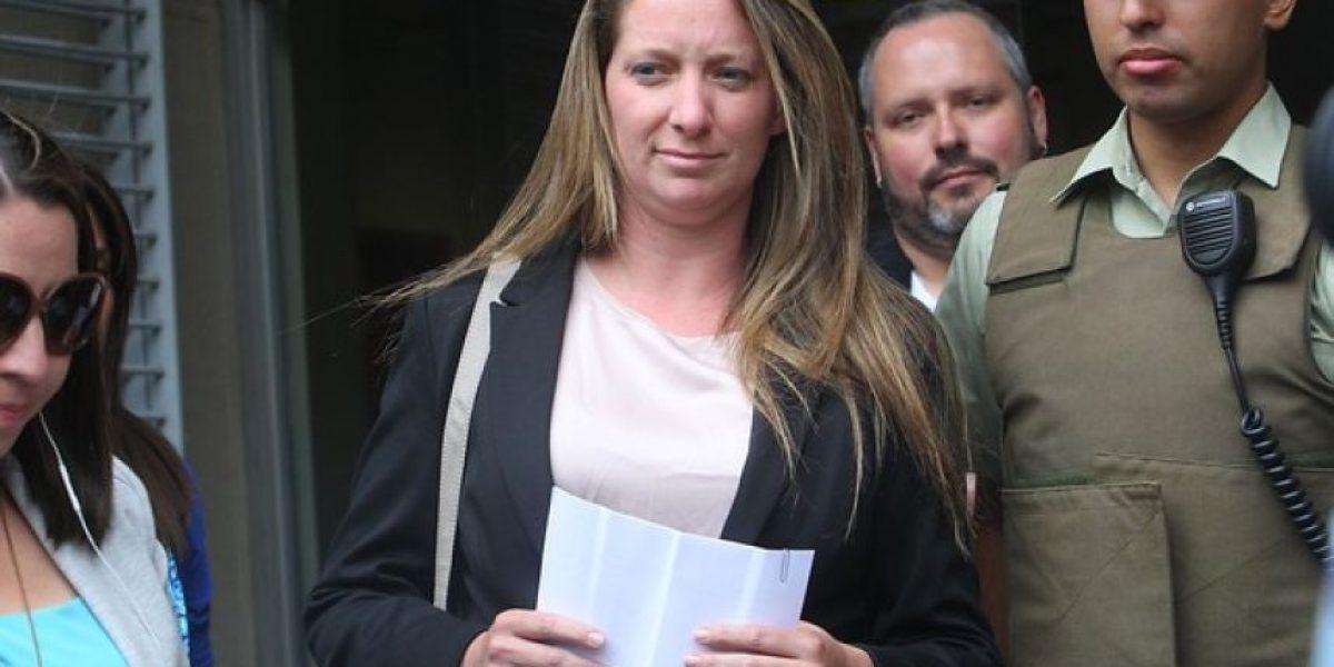 Corte autoriza a Natalia Compagnon a viajar a EEUU