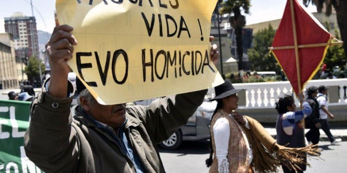 Gobierno reitera voluntad de enviar ayuda humanitaria a Bolivia ante severa sequía
