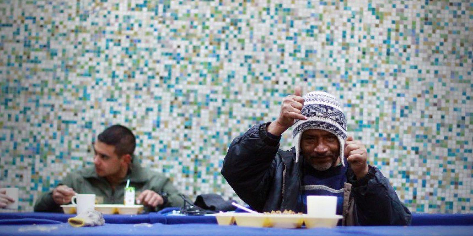 En otros países, como Francia, se están aplicando normativas que obligan a la donación de los alimentos sobrantes para su uso en comedores sociales. Foto:Agencia Uno. Imagen Por: