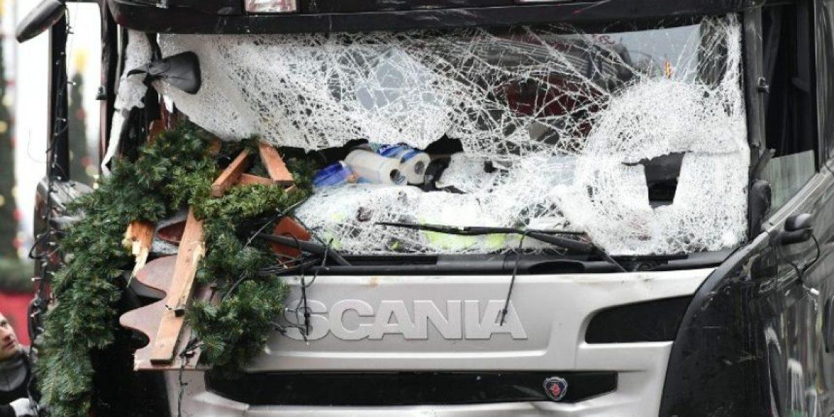 Camionero polaco habría intentado evitar el mortal atentado de Berlín