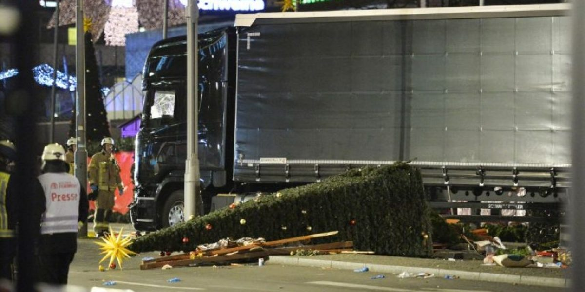 Autoridades alemanas advierten que sigue búsqueda de cómplices  del presunto autor de atentado en Berlín
