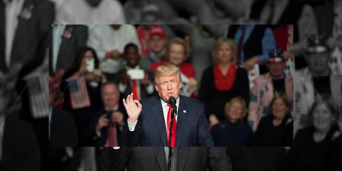 Trump afirmó que EEUU debe