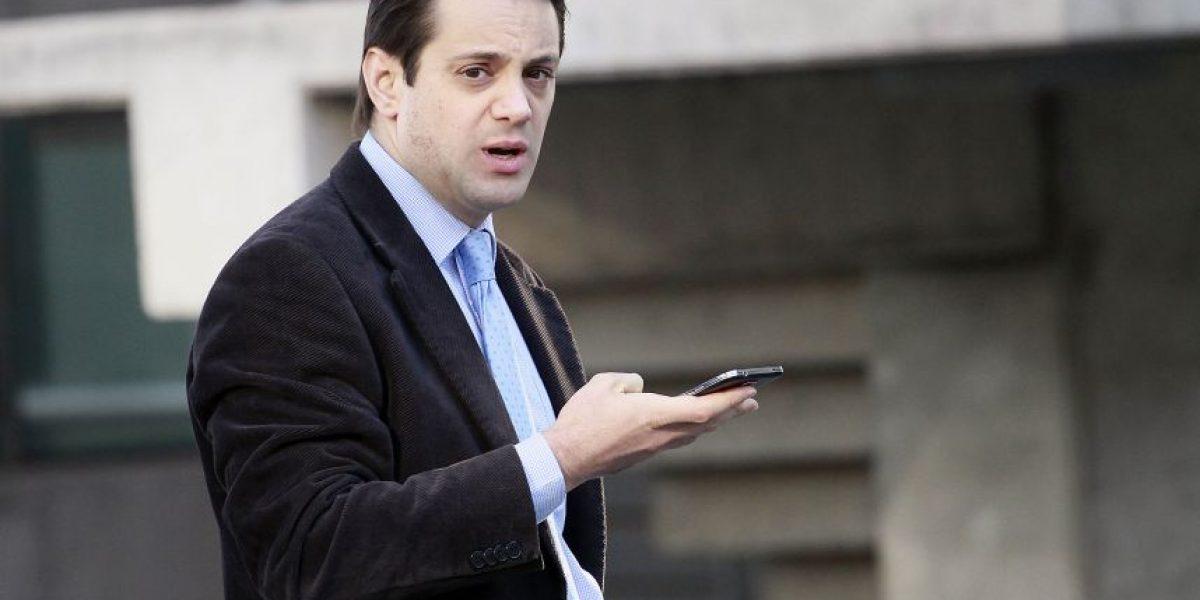 Gaspar Rivas es condenado por el delito de injurias contra Andrónico Luksic: piden 3 años de reclusión