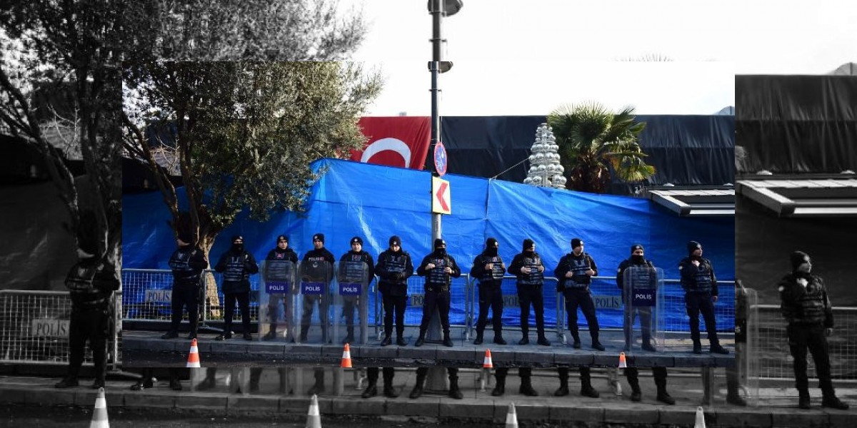 Turquía busca al autor del atentado en Estambul
