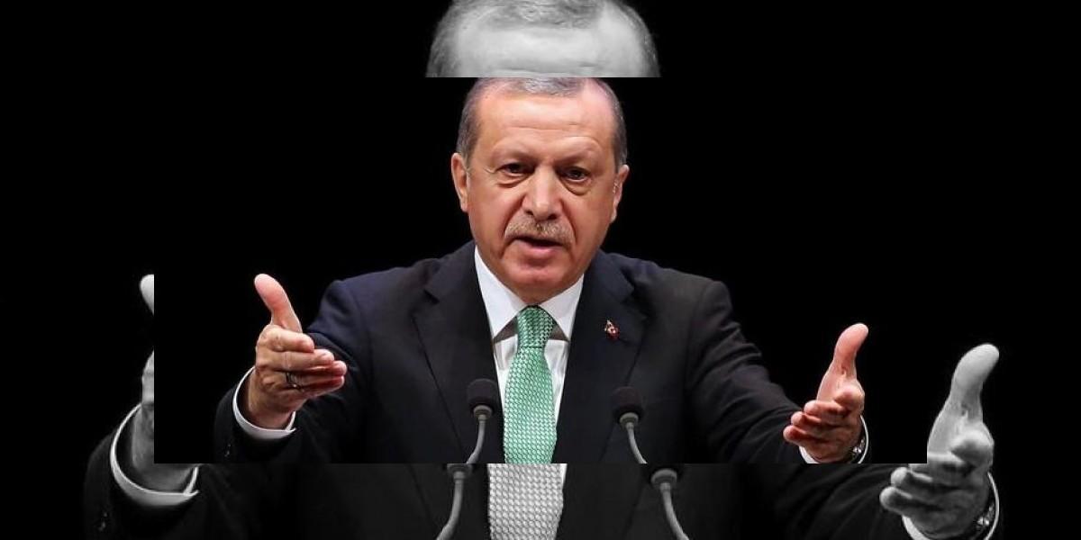 Erdogan: El atentado de Estambul busca