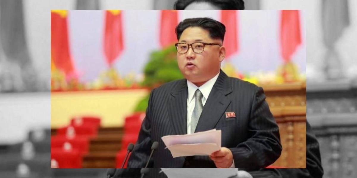 Kim Jong-Un asegura que tendrá listo muy pronto un misil intercontinental