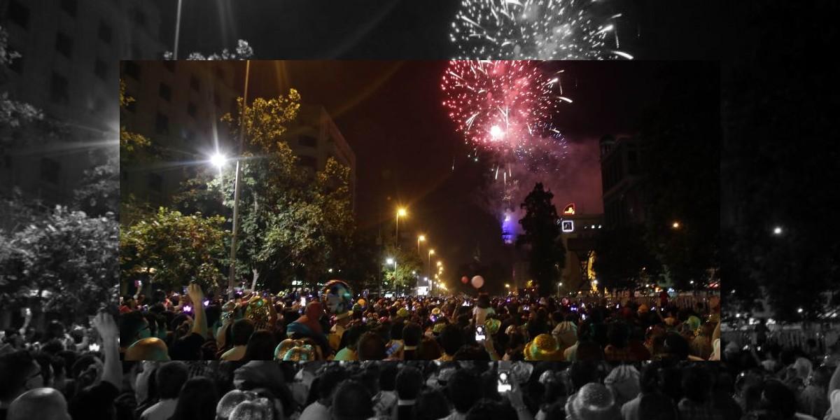 Detienen a agresor de dos peruanos en fiesta de Año Nuevo en la Alameda