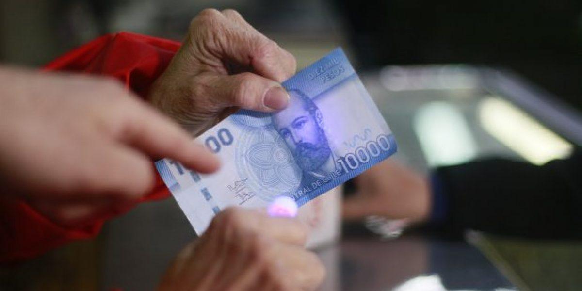 Comenzó a regir nuevo sueldo mínimo de $264 mil