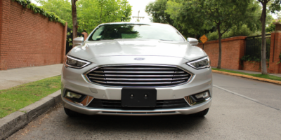 Autotest Ford Fusion