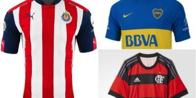 México domina: Las 10 camisetas de clubes más vendidas de América