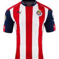 Chivas (México) 2.345.000 camisetas vendidas (FOTO: Reproducción )