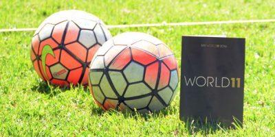 """El equipo ideal del premio """"The Best"""" que votaron los jugadores del fútbol chileno"""