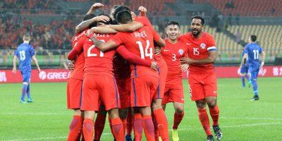 Toselli deposita a Chile en la final de la China Cup