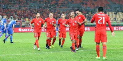 Minuto a minuto: Chile clasifica a la final de la China Cup