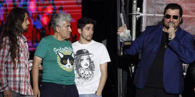 La polémica que ensució la despedida de Jorge González