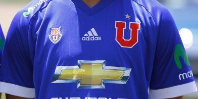 Así es la nueva camiseta de Universidad de Chile