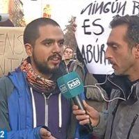En agosto el periodista Álvaro García abandona la estación estatal luego de 15 años/Reproducción